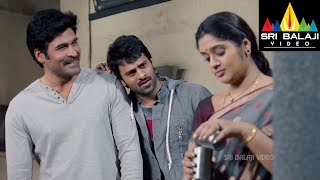 Mirchi Movie Prabhas with Subbaraju's Family | Prabhas, Anushka, Richa | Sri Balaji Video