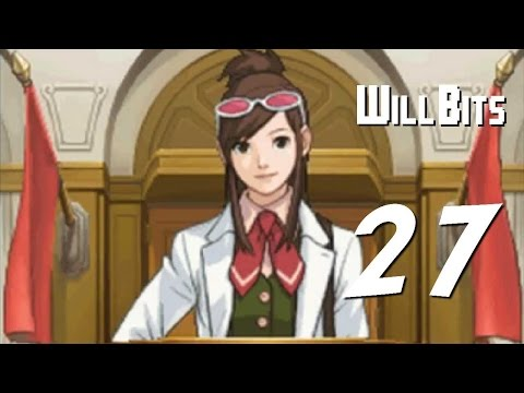 Sing a Song of Science! -- Apollo Justice part 27