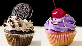 Подборка праздничных капкейков: вкуснейшие десерты!