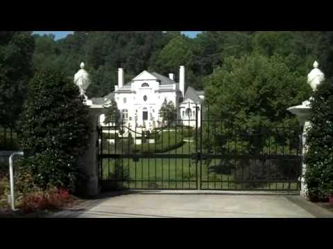 P Diddy Dunwoody Mansion
