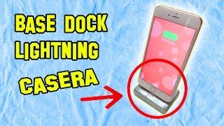 ✔ Cómo Hacer La Base Dock Lightning para el iPhone | How to Make a Base Dock Lightning for iPhone