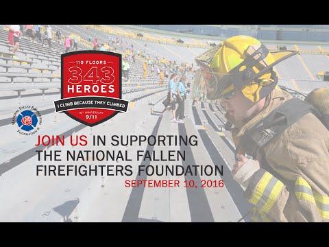 Join the 9-11 Lambeau Field Memorial Stair Climb - 2016