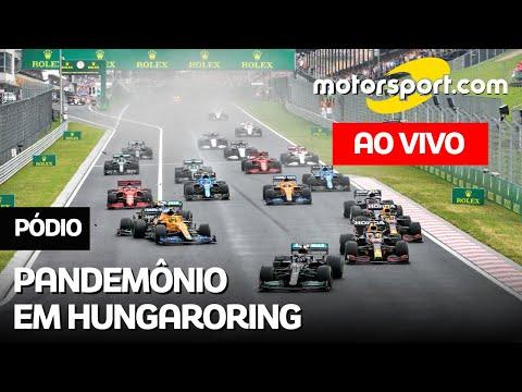 F1 2021: CAOS NA HUNGRIA! Veja TUDO sobre a CORRIDA MALUCA, com ERRO da Mercedes, BATIDAS e CHUVA
