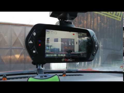 Autokamera TrueCam A7s, Karel Zima - 6.1.2017