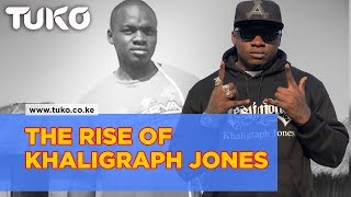 The Rise of Khaligraph Jones | Tuko TV