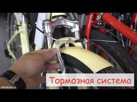 Выбор тормозной системы для велосипеда