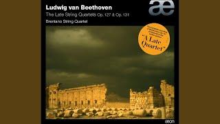 String Quartet No. 14 in C-Sharp Minor, Op. 131: I. Adagio, ma non troppo et molto espressivo