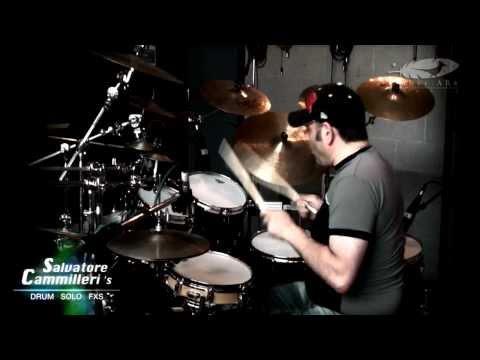 UFIP Salvatore Cammilleri Drum Solo Fxs