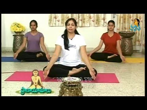 Yoga - How to do Nadi Shodhana Pranayama