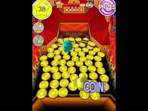 Coin Dozer - unlimited coins!