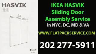 Ikea Hasvik Sliding Doors Instructions