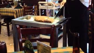 A Visit To Mr. Pampas' Brazilian Restaurant, Veracruz, Mexico