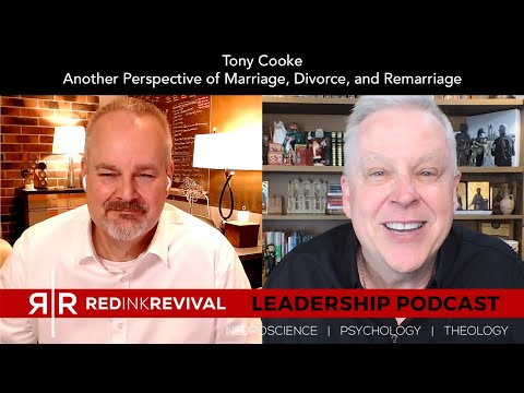 75. Tony Cooke – Another Perspective of Marriage, Divorce, and Remarriage