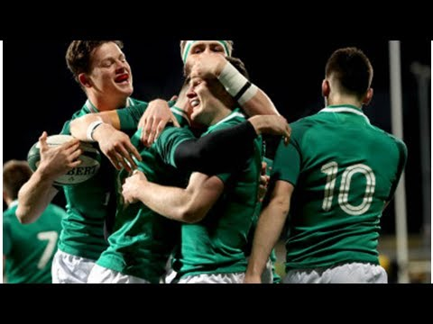 Ireland face tough opener against hosts France at U-20 World Cup