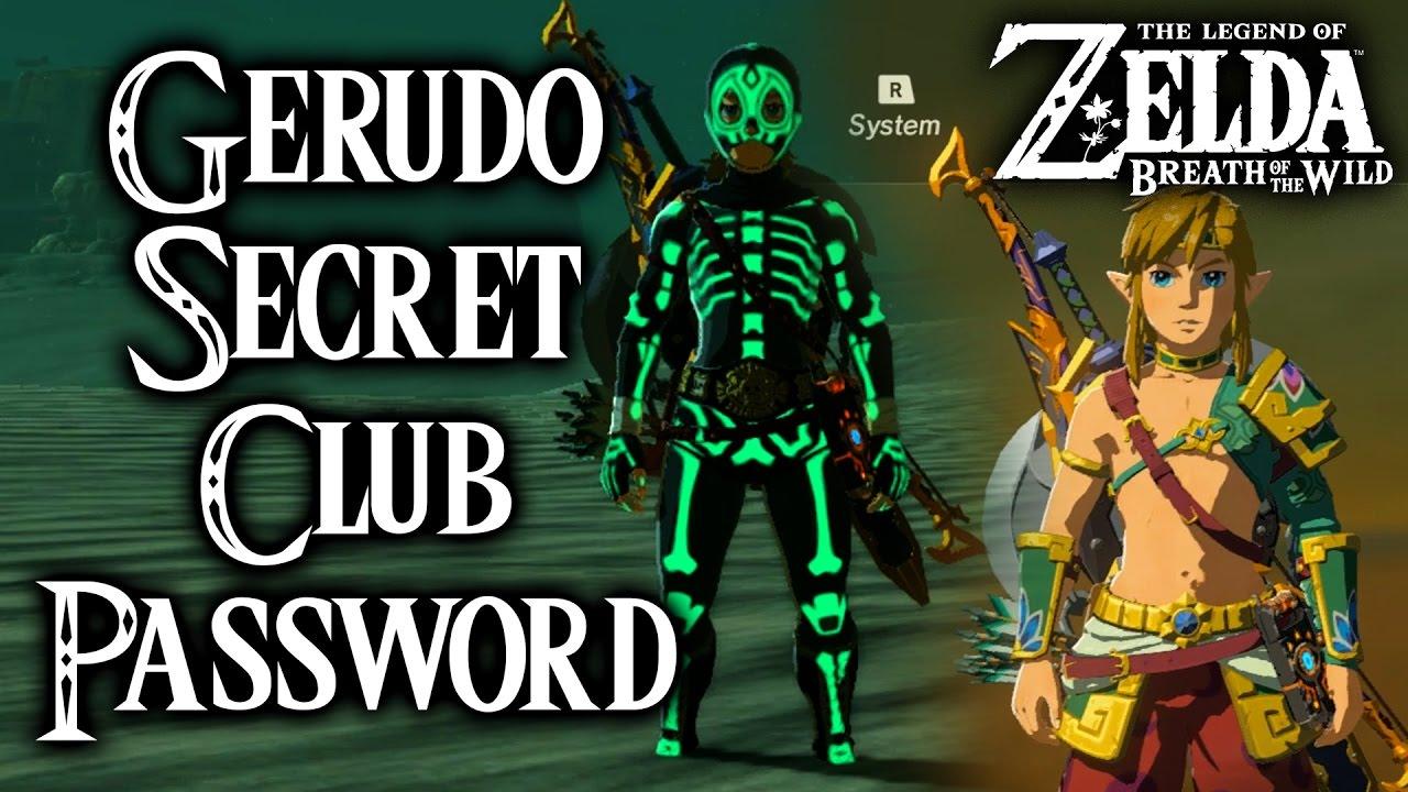 gerudo secret club