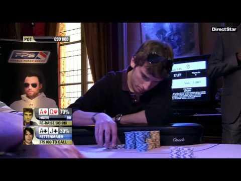 France Poker Series - Finale Paris 2011 - Episode 1/2