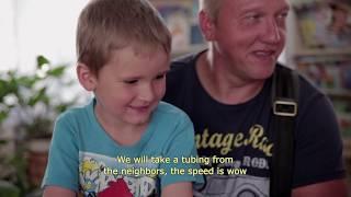 ОДНА СЕМЬЯ   Документальный фильм   HD   One Famelyeng   ENG SUBTITLES  