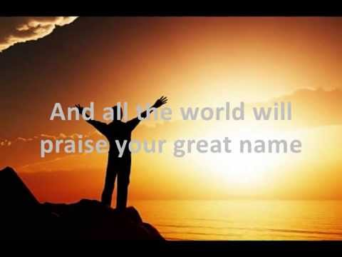 Natalie Grant - Your Great Name (lyrics)