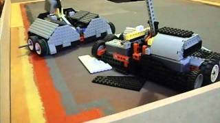Lego Robot Wars Series 6: Semifinals and FINAL