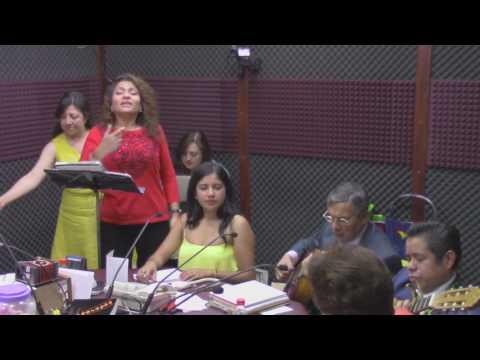 Con probaditas, La Electrónica llega al corazón; Cada noche un amor - Martínez Serrano