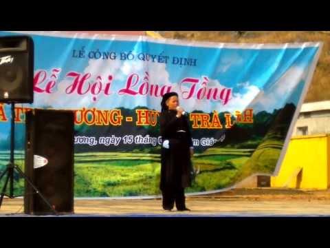 Phong slư hội lồng tồng xã Tri Phương, huyện Trà Lĩnh, tỉnh Cao Bằng