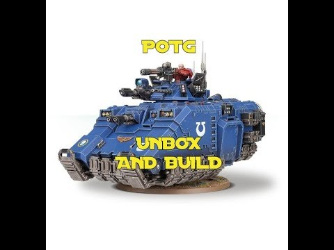 POTG SPACE MARINE REPULSOR