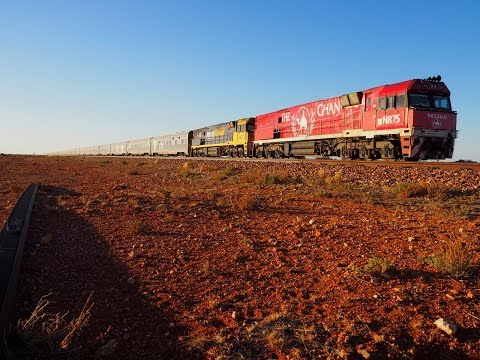 What it's like to take The Ghan Expedition