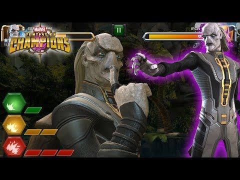 Ebony Maw All Special Attacks | Marvel Contest Of Champions (Content Creator Program)