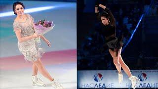 Шикарное выступление Алины Загитовой на шоу Ледниковый период не оставил равнодушным никого