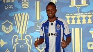 Hernâni - Young Future - Bem vindo ao Porto / Welcome to FC Porto / 2014-2015