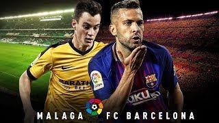Malaga vs Barcelona, La Liga, 2018 - Match Preview
