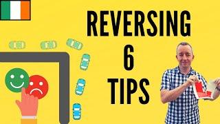 Driving Test Tips Oฑ Reversing Around The Corner