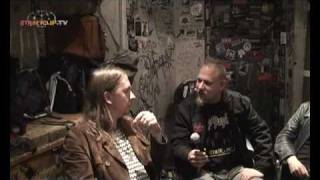 WITCHCRAFT - Interview & Live 2009 - 70s influenced hardrock from Sweden - soon on streetclip.tv
