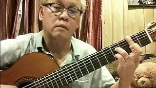 Chuyện Tình Không Suy Tư (Tâm Anh) - Guitar Cover by Hoàng Bảo Tuấn
