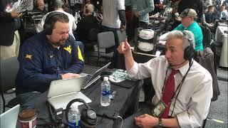 Sal Paolantonio with keys for Eagles vs Cowboys on Sunday Night Football