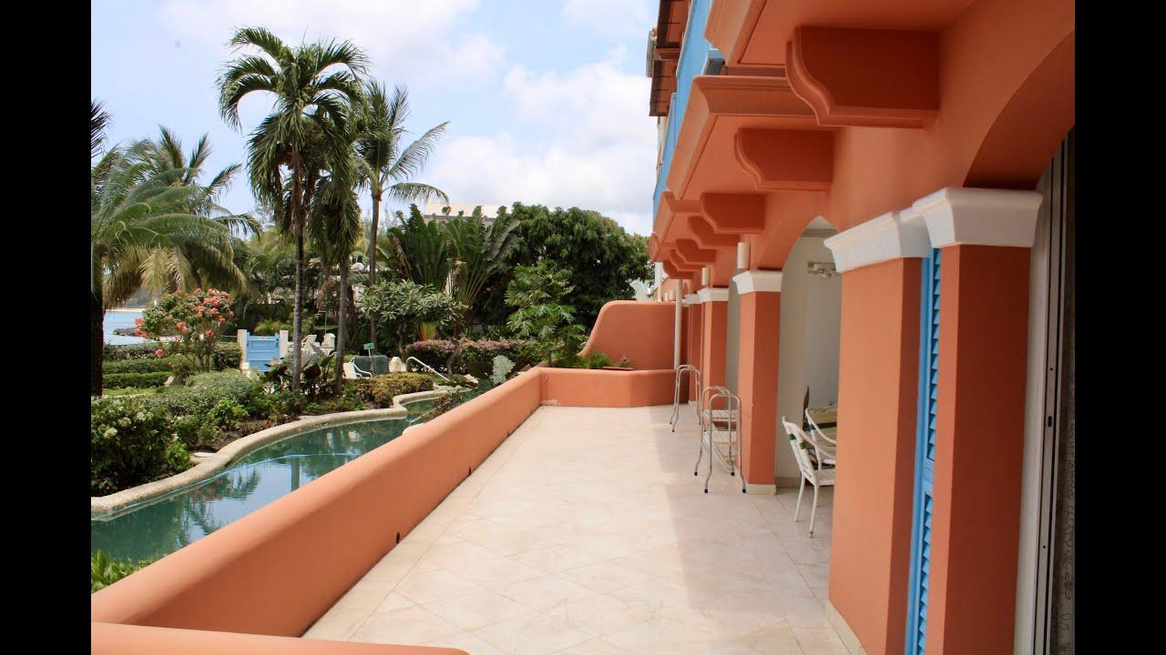 Villas On The Beach unit 102, Holetown, St James, Barbados