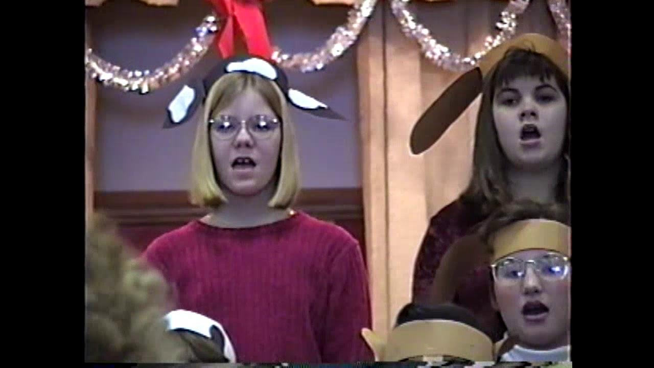 RPES Christmas  12-15-95