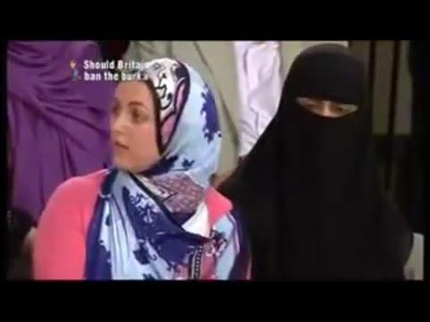 Should Britain Ban the Burqa