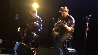 (U2) With Or Without You -Trace Bundy & Sungha Jung (live)