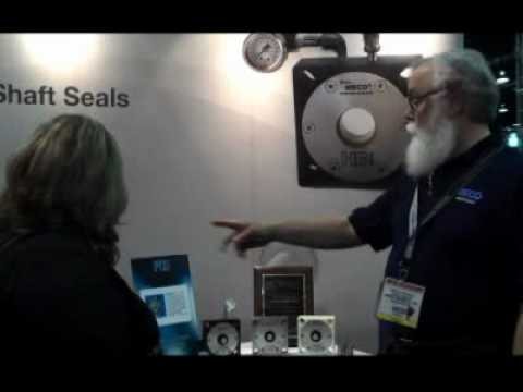 Woodex Bearing Co./MECO Shaft Seals -- 2010 Powder Show