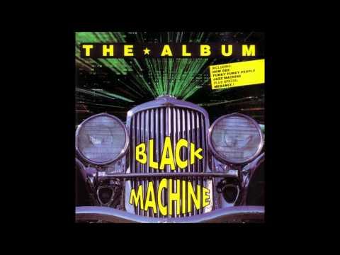 Black Machine   Jazz Machine