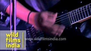 'Gajab ka hai din socho jara' rock version by Frozen band, Sikkim