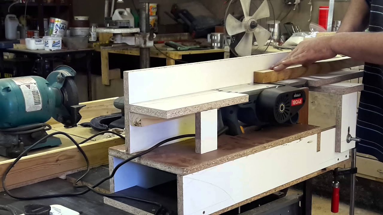 Bench Top Jointers