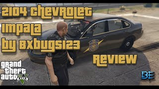 GTA 5 PC Car Mod Police 2014 CHEVROLET IMPALA Review with DAY and NIGHT Cycle