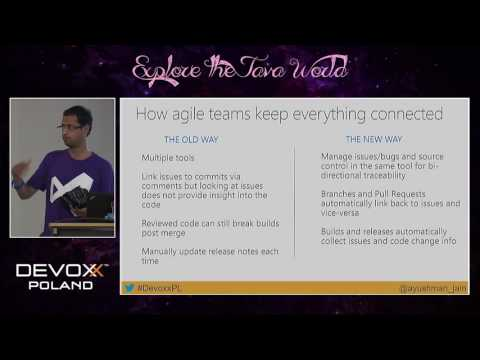 Devoxx Poland 2016 - Ayushman Jain - Tips & Tricks for a Java team