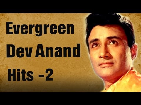 Best of Dev Anand Songs (HD) - Jukebox 2 - Top 10 Evergreen Dev Anand Hits - Old Is Gold