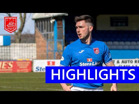 Stranraer Edinburgh City Goals And Highlights