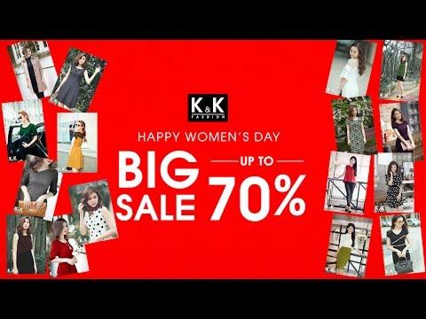 K&K Fashion Big Sale 20-10 | KKFASHION.VN