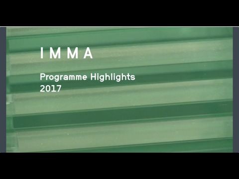What's in store in IMMA for 2017
