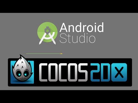 Cocos2d-x Android Studio
